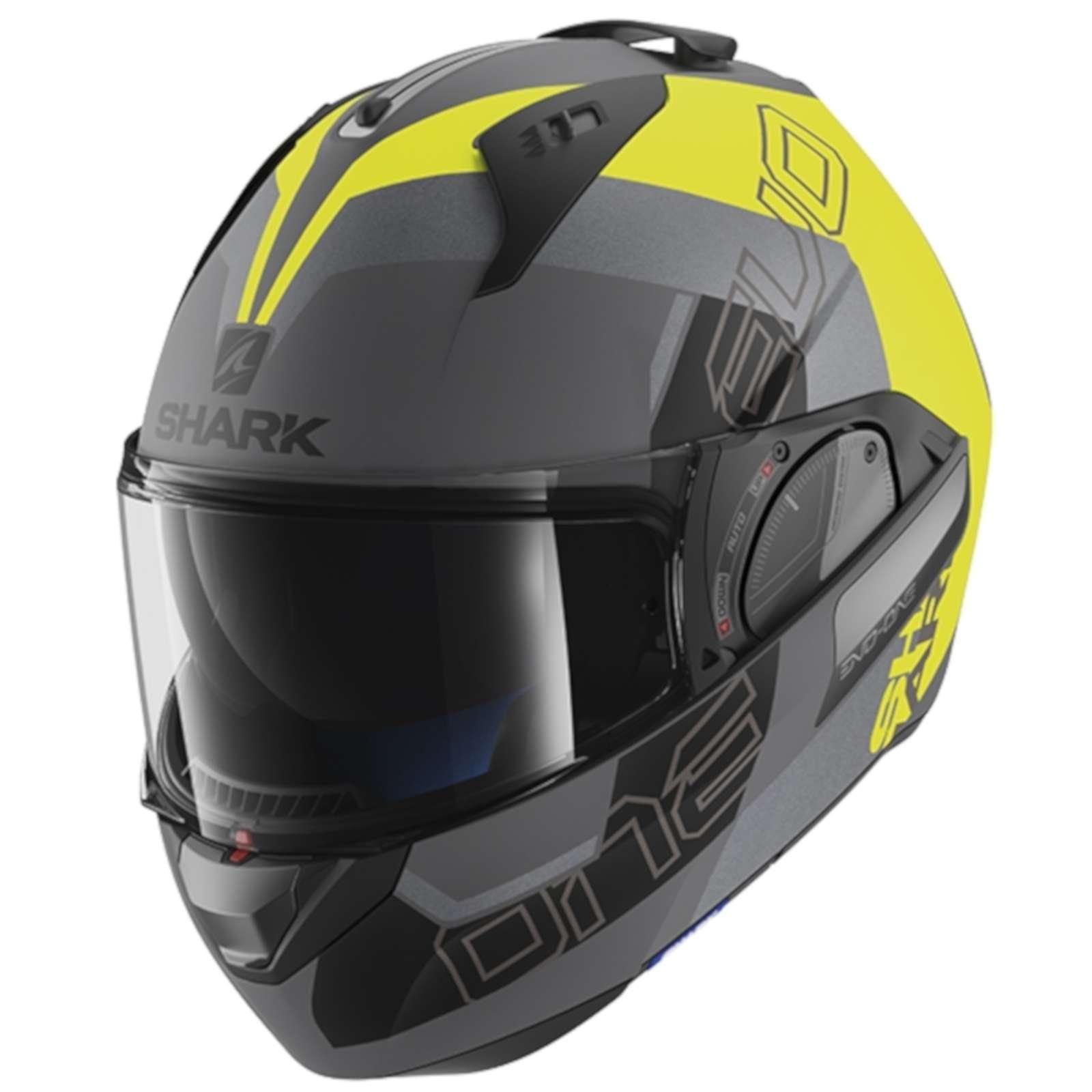 Shark Evo-One 2 Lithion Flip Front Motorcycle Helmet