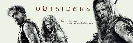 Outsiders - Sezon 2 - 720p HDTV - Türkçe Altyazılı