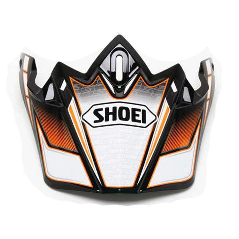Détails Sur Shoei Vfx W Casque Motocross Remplacement Rechange Visière Tourmente Tc8