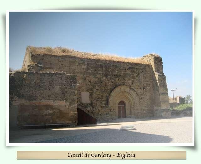 Capella del Castell de Gardeny