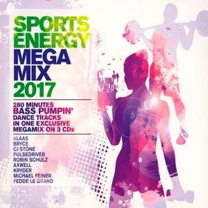 Sports Energy Megamix - 2017 Mp3 indir