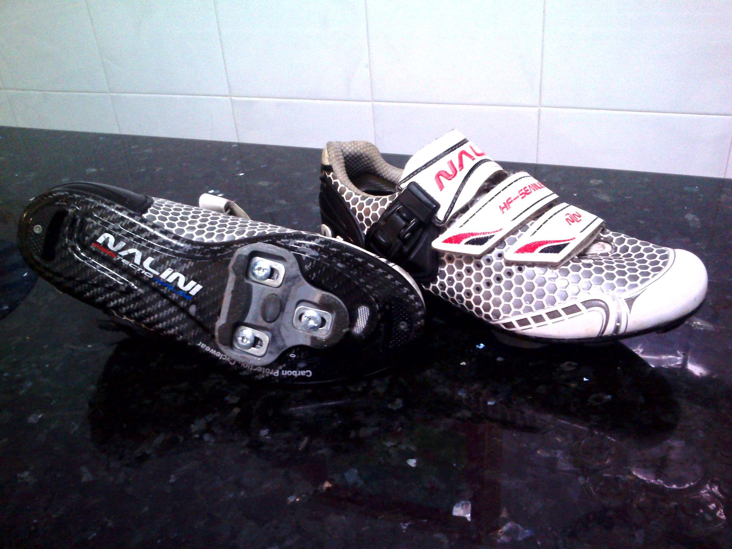 Zapatillas Nalini Carretera Marlin Carbon Usado 38 tshdCrxQ