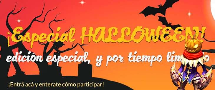 Imagen de la noticia Celebramos Halloween!