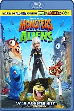 Canavarlar Yaratıklara Karşı - 2009 3D BluRay 1080p Half-SBS DuaL MKV indir