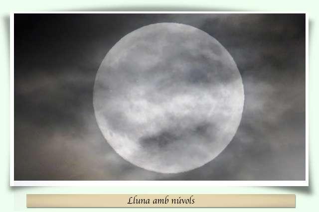 Lluna misteriosa