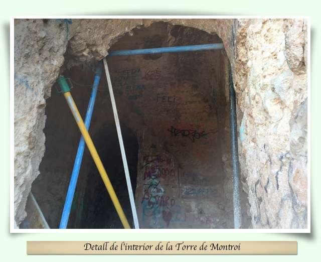 Detall interior torre