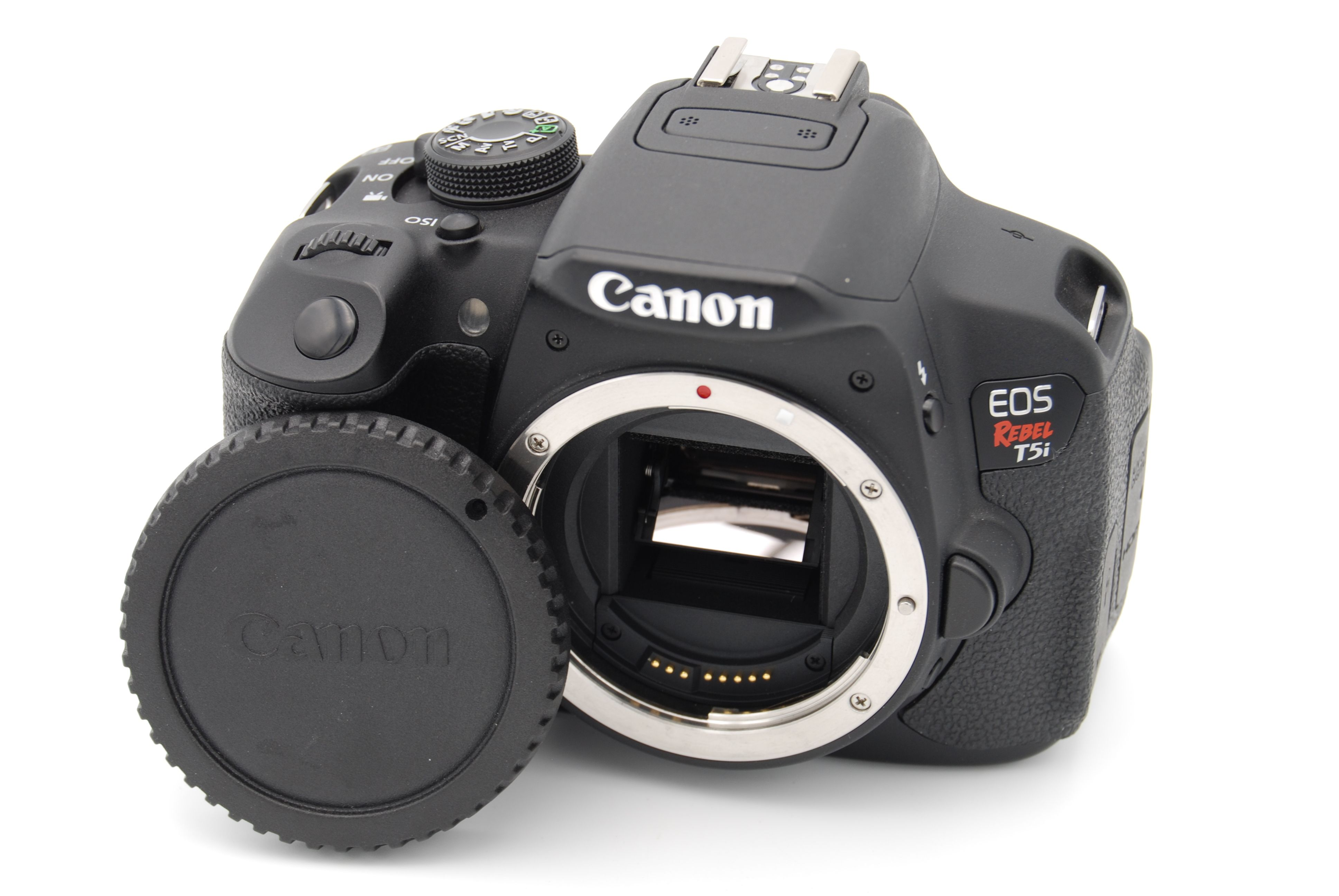 Details About Canon Eos 700d Eos Rebel T5i Eos Kiss X7i 18 Mp 3 Screen Digital Camera