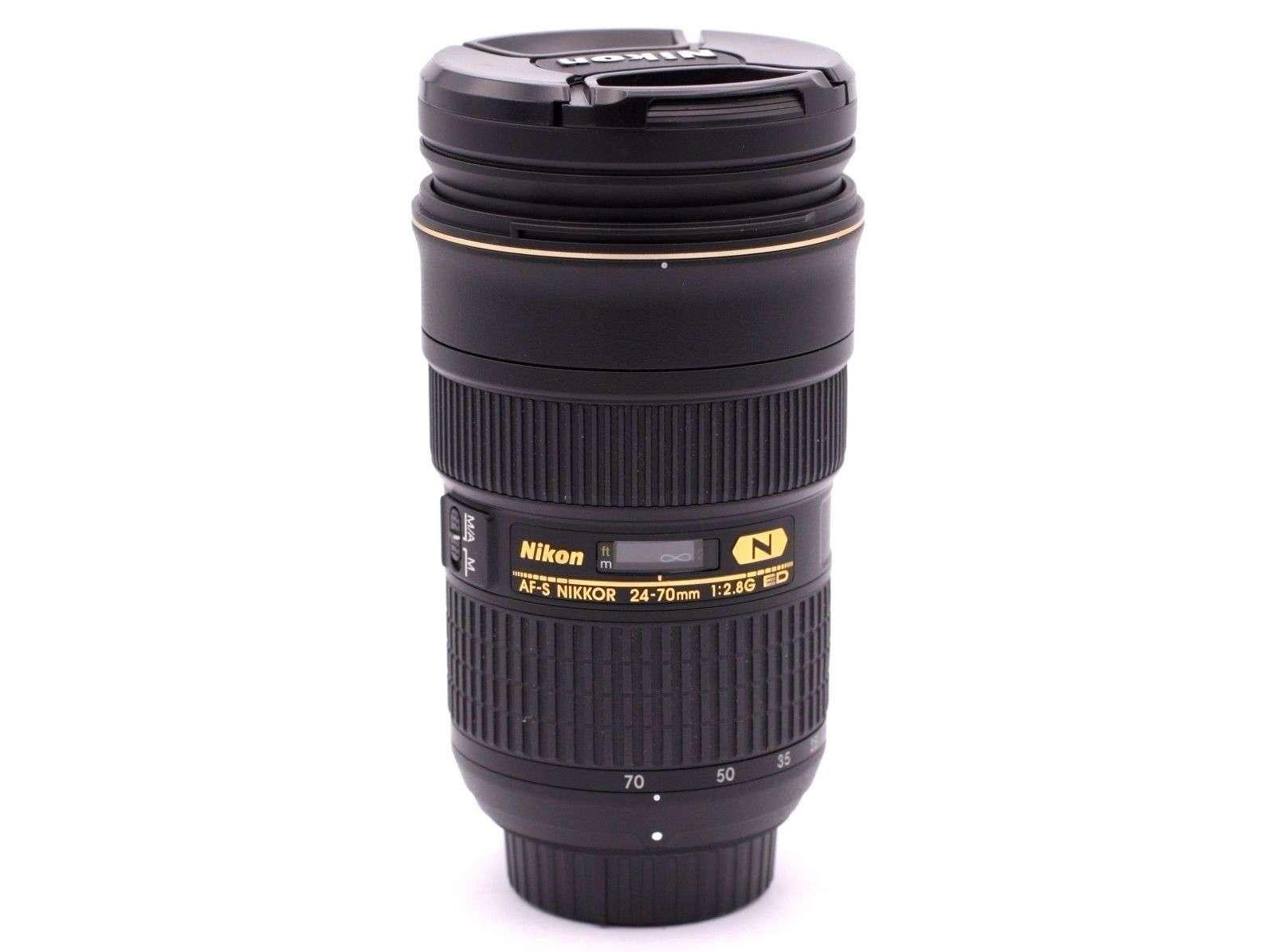 nikon af s nikkor 24 70mm f 2 8g ed lens for nikon dslr cameras rh ebay com 24-70Mm Wedding Nikon 24-70Mm
