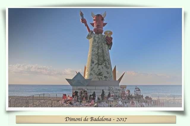 Dimoni de Badalona 2017