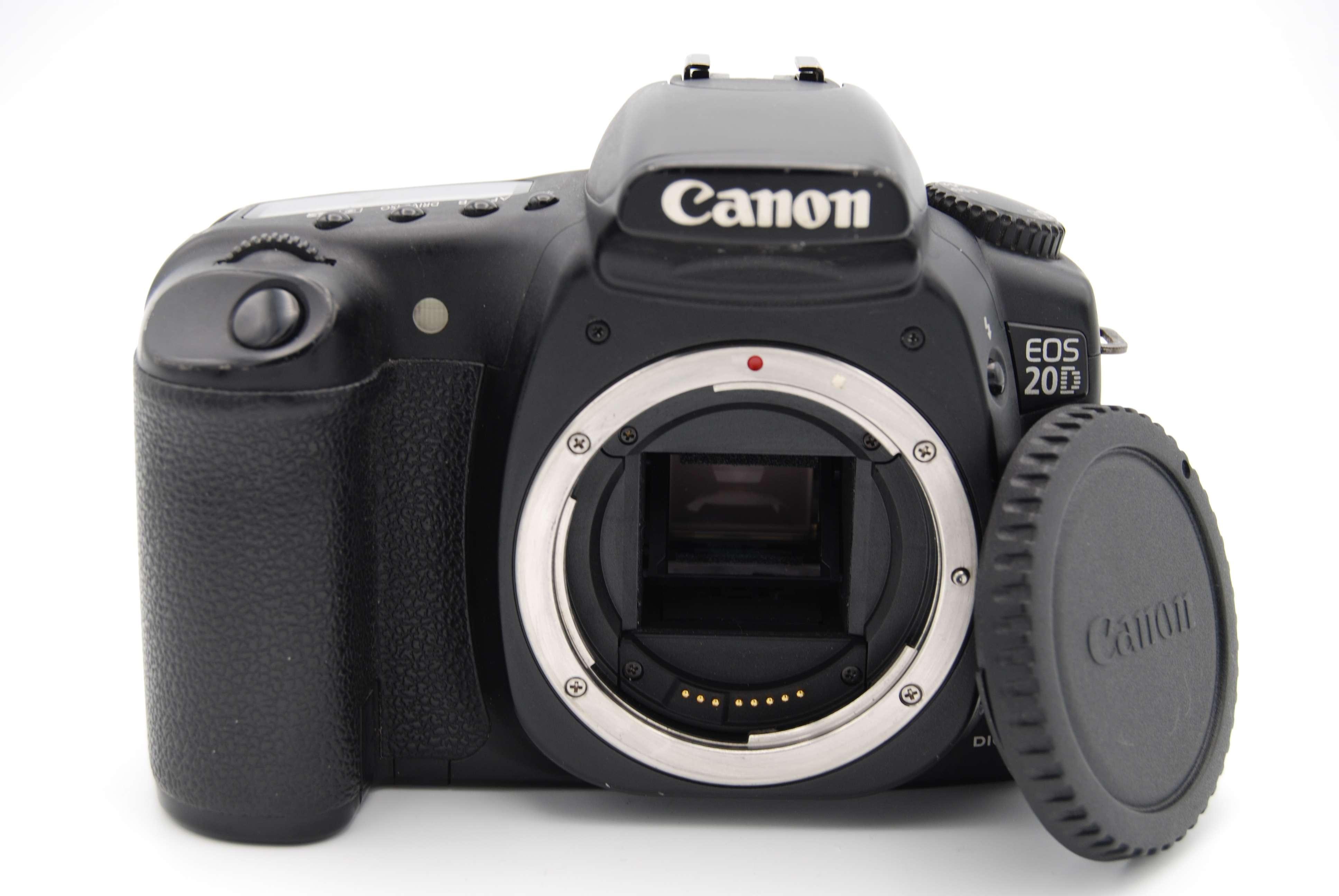 CANON 20D 8.2MP 1.8''SCREEN DIGITAL SLR CAMERA - BODY ONLY