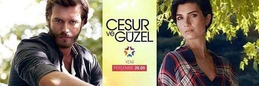 Cesur ve Güzel - 1.Sezon - 720p HDTV - Tüm Bölümler