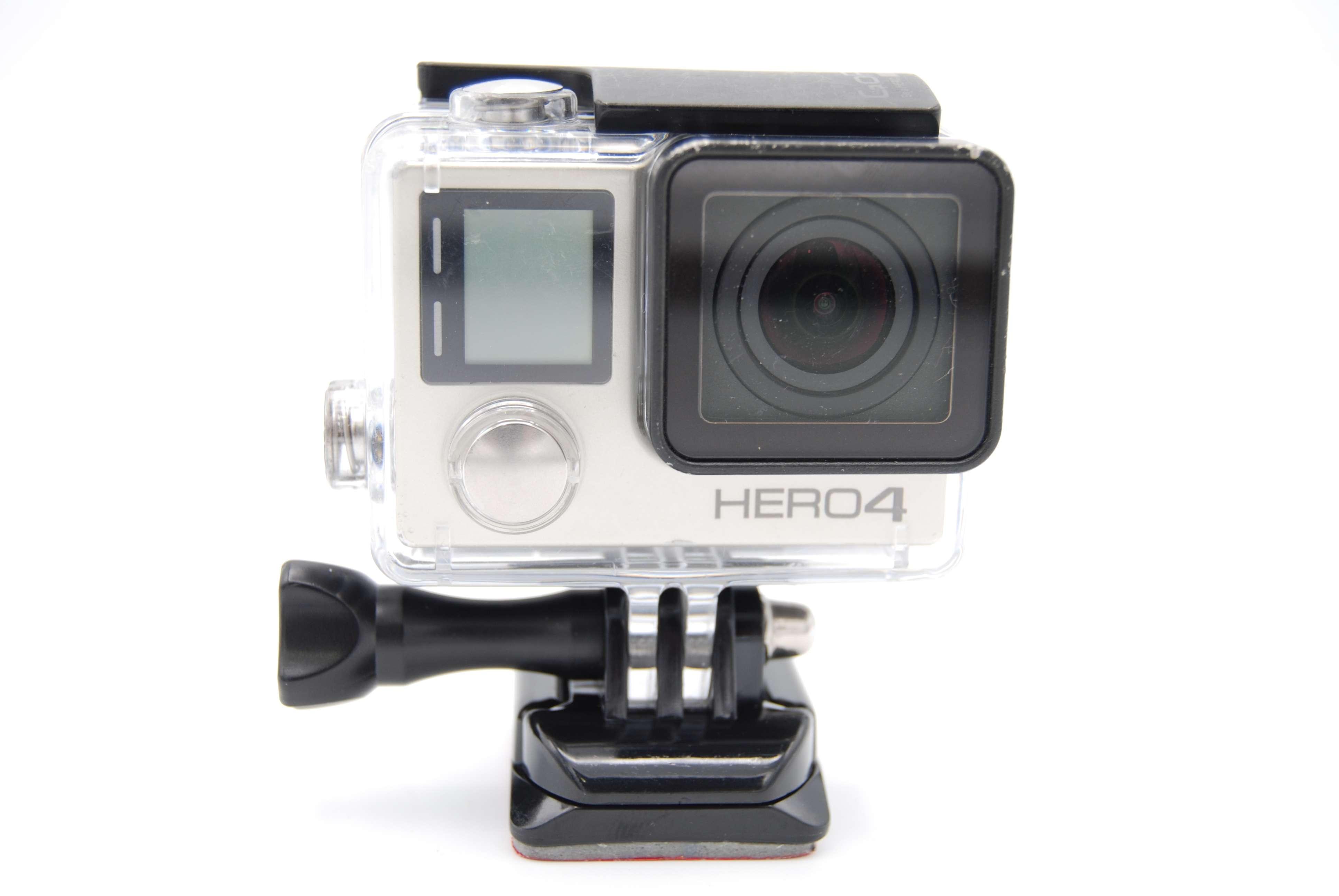 Gopro Hero 4 Silver Edition Camera (NO ACCESSORIES ...  Gopro