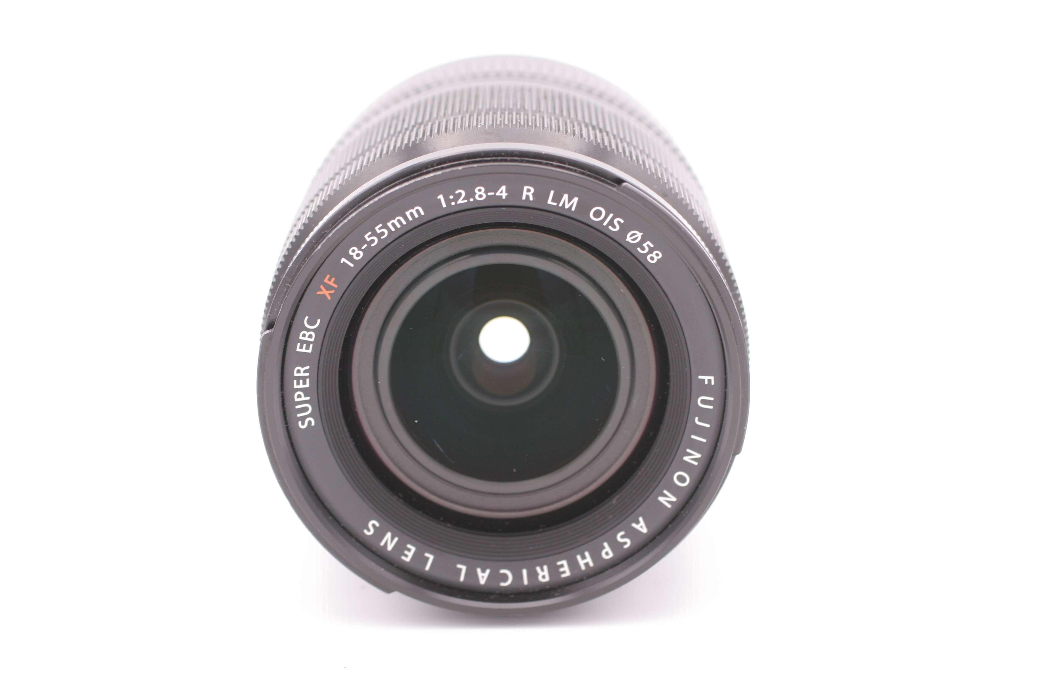 Fujifilm Xf 18 55mm F28 4 R Lm Ois Zoom Lens For X Mount Fujinon Xf18