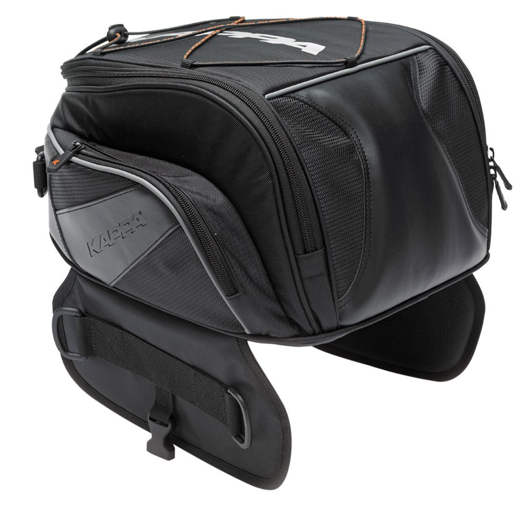 3dd40ea38e7 Details about Kappa RA300 Motorcycle Luggage Tail Pack / Seat Bag Inc Rain  Cover - 15 Litre