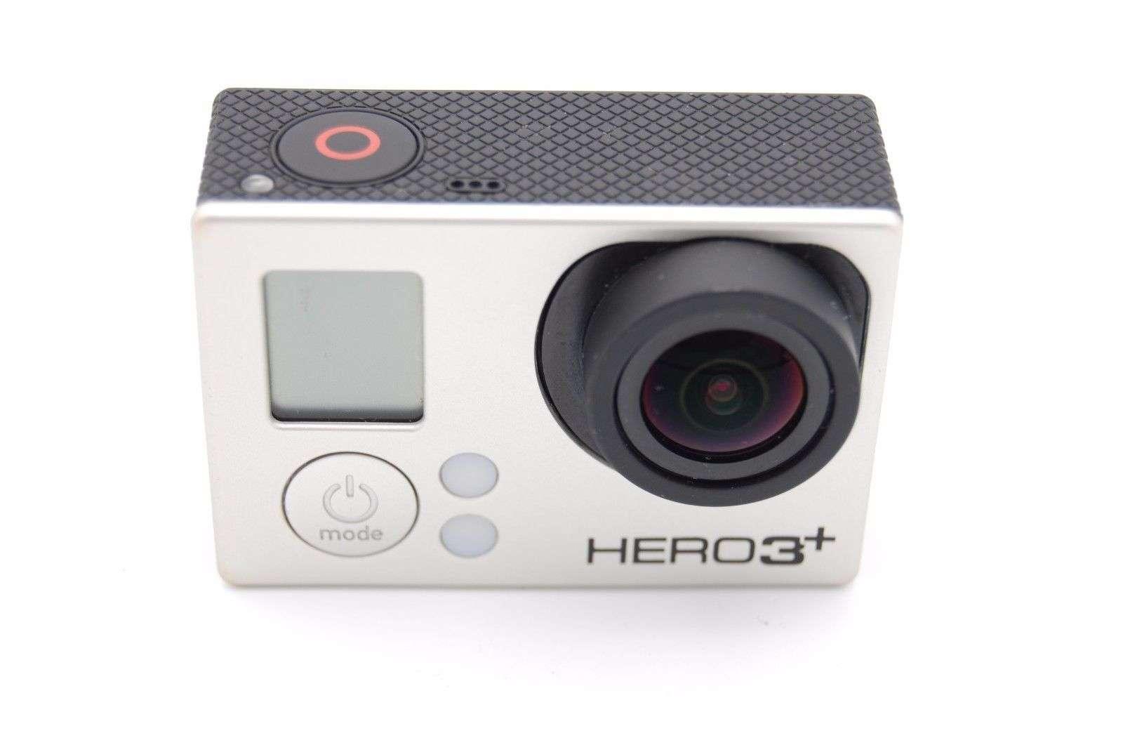 gopro hero3 black edition camcorder black ebay. Black Bedroom Furniture Sets. Home Design Ideas
