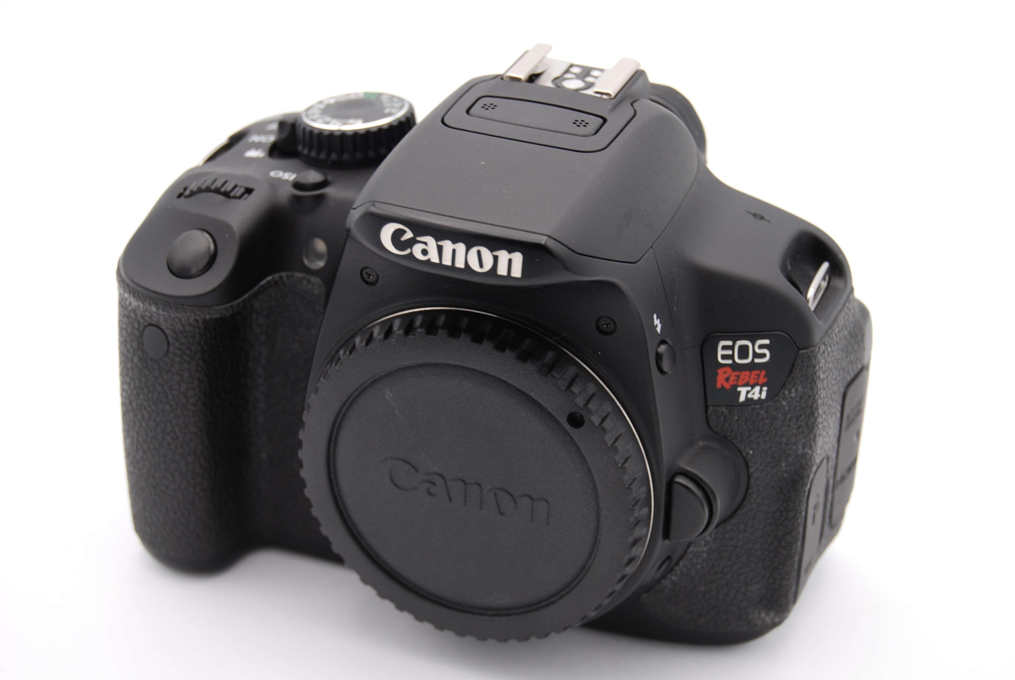 canon eos 650d rebel t4i kiss x6i 18mp 3 screen dslr camera rh ebay com Photography Canon EOS 5D Canon EOS Rebel T3i