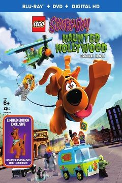 Lego Scooby-Doo!: Haunted Hollywood - 2016 BluRay 1080p DuaL MKV indir