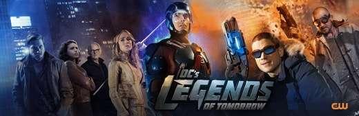 Legends of Tomorrow - Sezon 2 - 720p HDTV - Türkçe Altyazılı