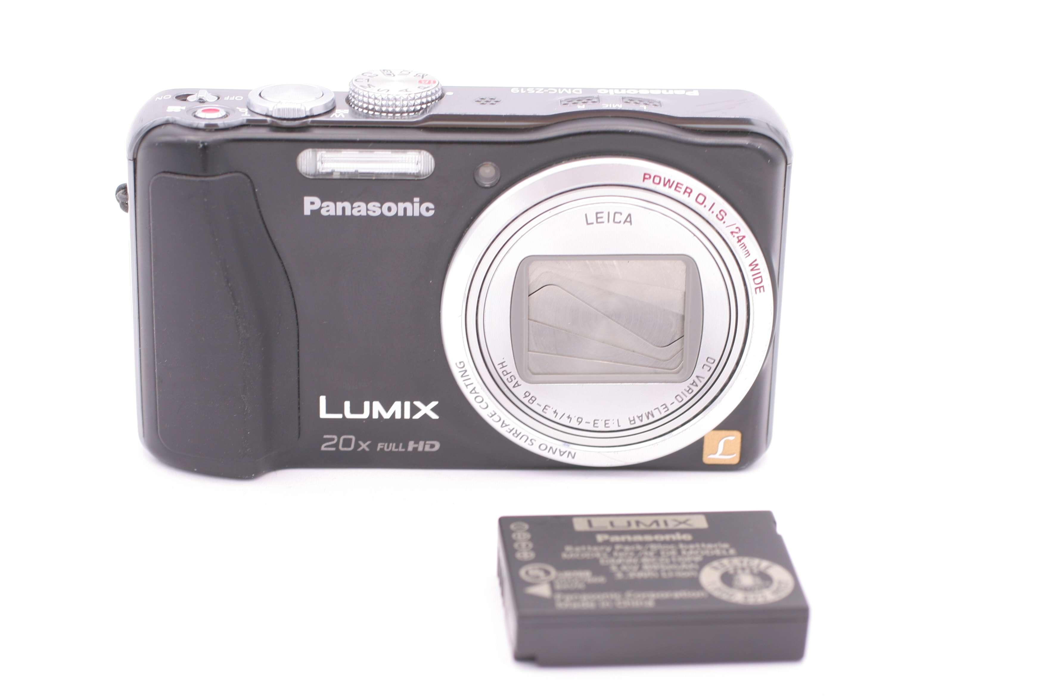 panasonic lumix dmc zs19 14 1mp digital camera black 885170074354 rh ebay com User Manual PDF Owner's Manual