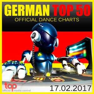German Top 50 Official Dance Charts - 17.02.2017 Mp3 indir