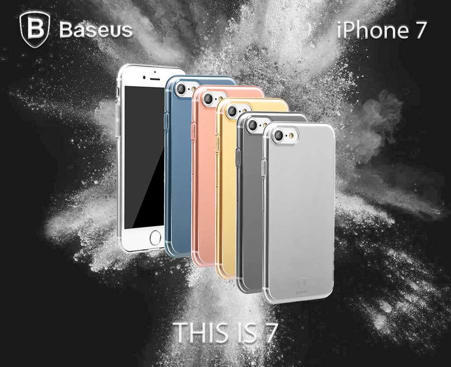Funda Iphone 7 Baseus Multi Protective Super Slim