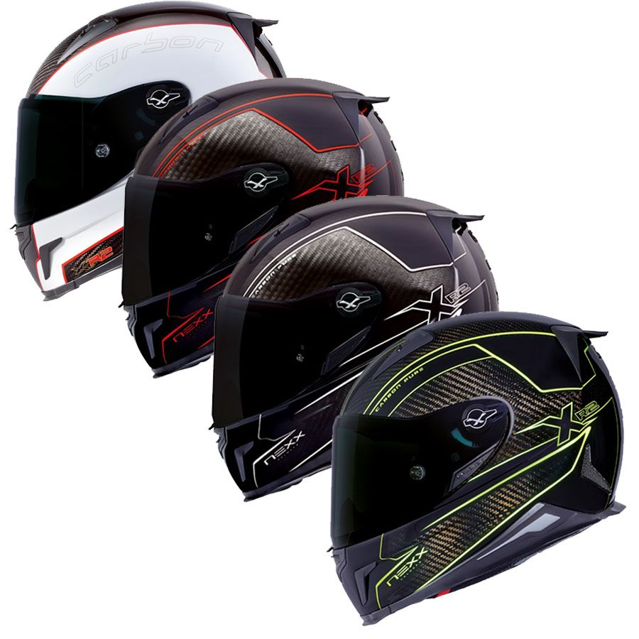 bd471962a0c31 Details about NEXX XR2 X.R2 Carbon   Pure Full Face ACU Approved Motorcycle  Track Race Helmet