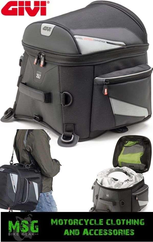 XS316 Givi Xstream Range Saddle Bag 35L