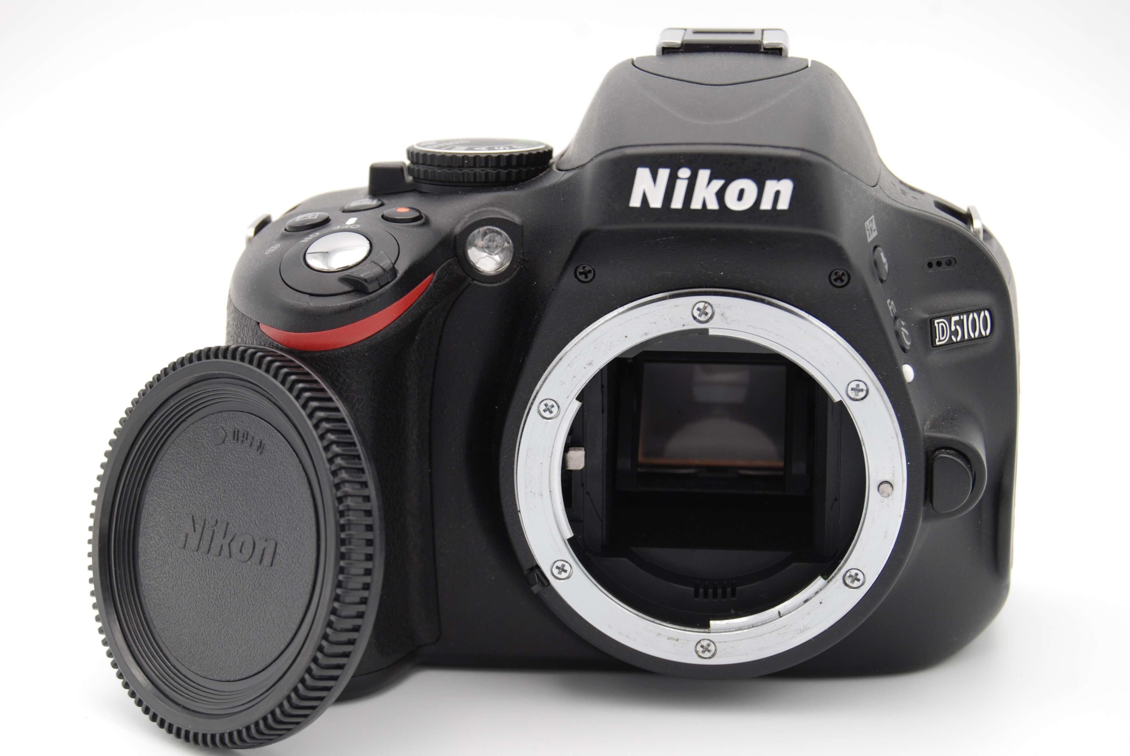 Harga Jual Kamera Nikon Slr D5100