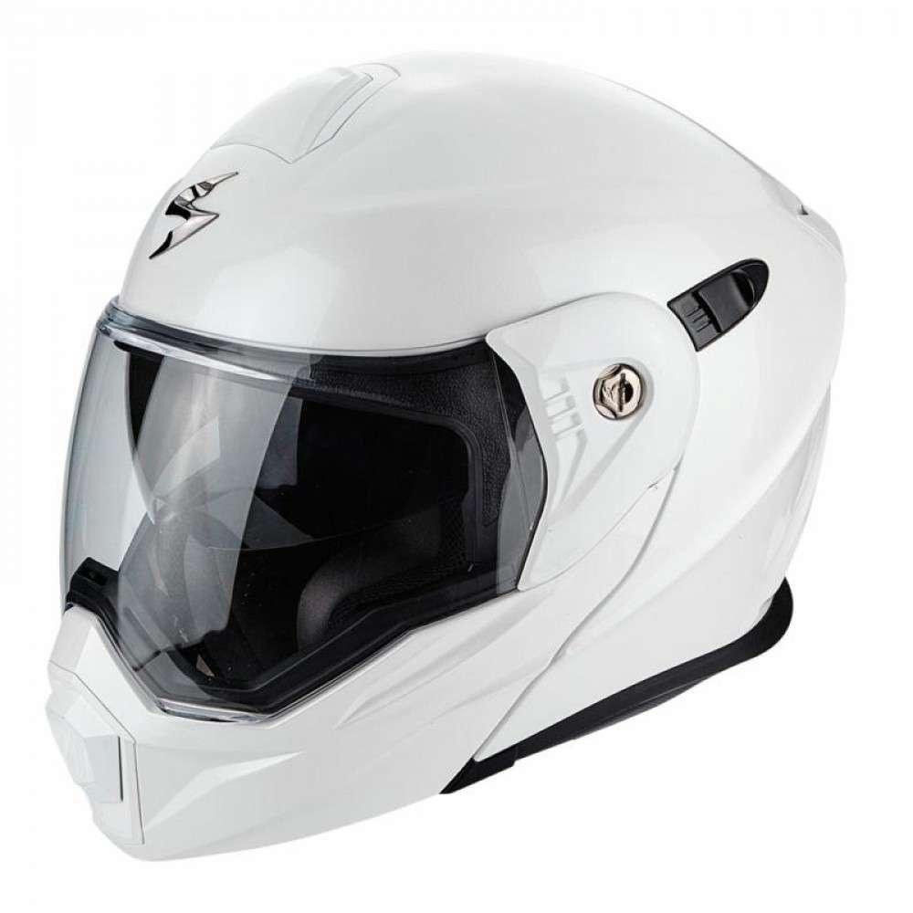 3847a077 Scorpion ADX-1 Mentonera Deslizante Adventure Moto Casco de la ...