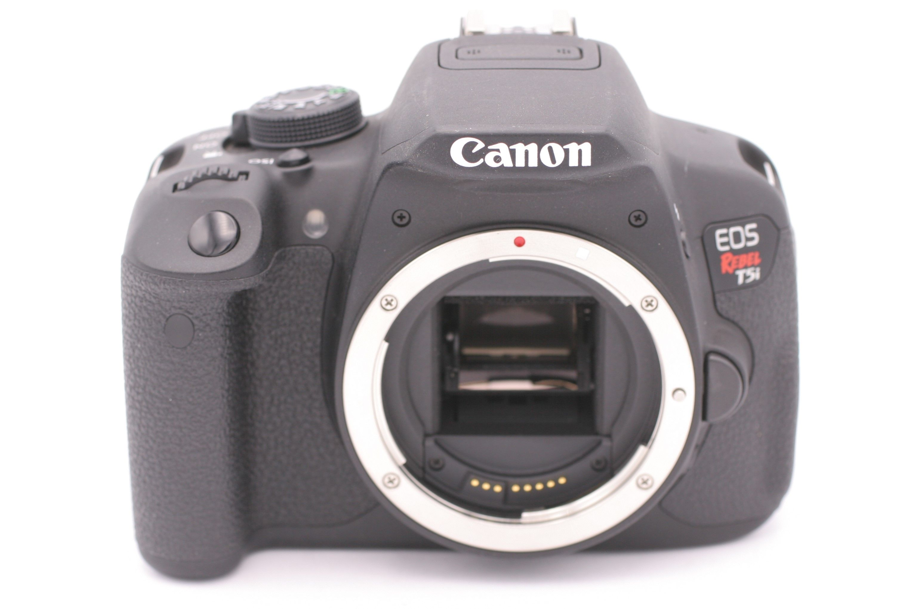 Details about Canon EOS 700D (EOS Rebel T5i) 18 0MP Digital SLR Camera -  Shutter Count: 323