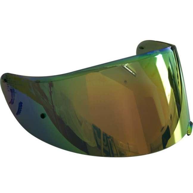6f52ae3f Shoei CW-1 PN Pinlock Ready Motorcycle Helmet Visor - XR1100 Spectra Rainbow