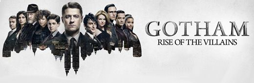 Gotham - Sezon 3 - 720p HDTV - Türkçe Altyazılı