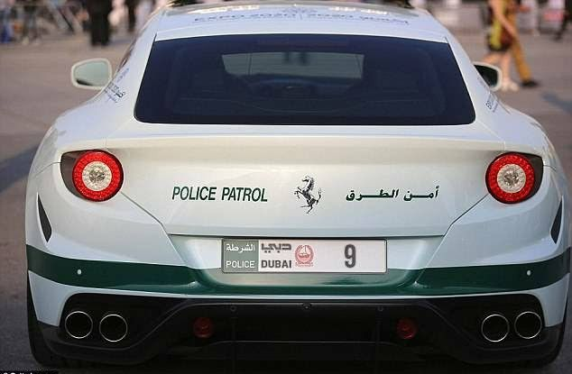 Dubai To Test Digital Number Plates That Can Alert Police And Call