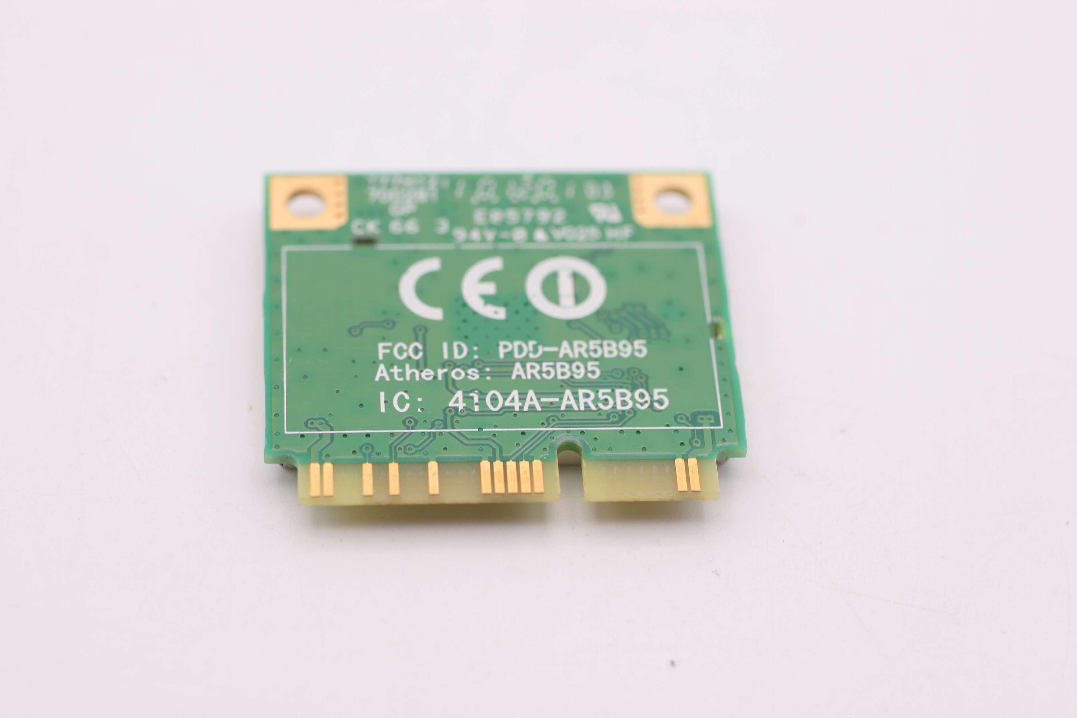 Details about Atheros AR5B95 AR9285 full size WiFi Wireless wlan Mini PCIE  Card