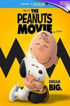 Snoopy ve Charlie Brown Peanuts Filmi - 2015 3D BluRay 1080p H-SBS DuaL MKV indir