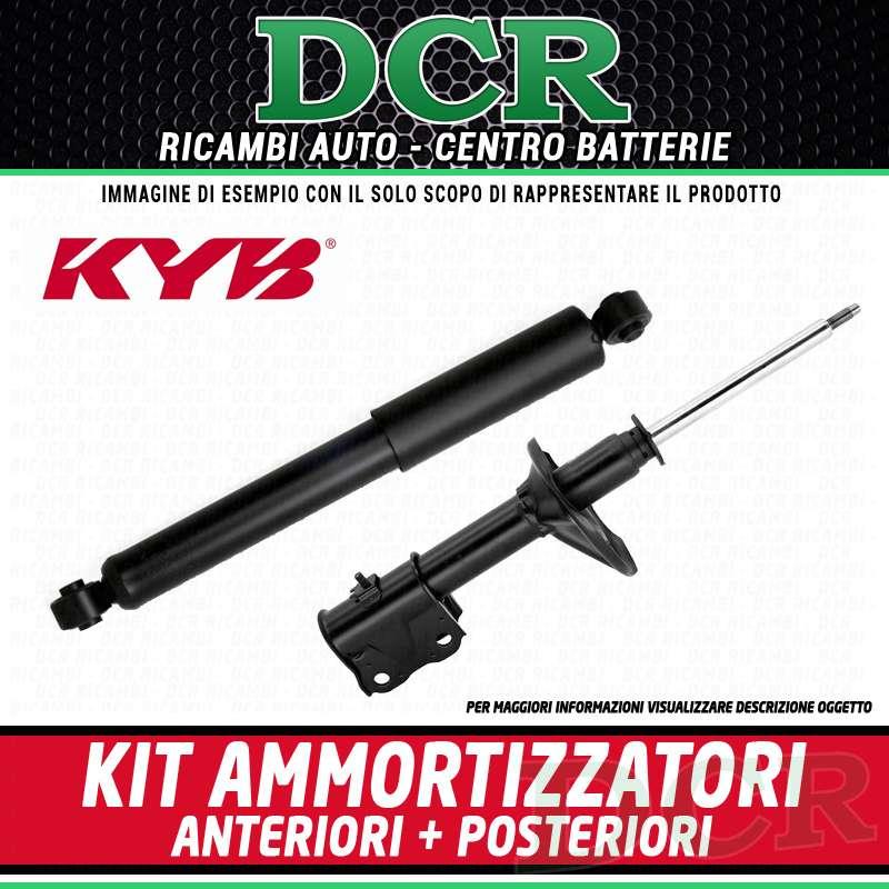 Kit 2 Ammortizzatori Anteriori Kayaba Fiat 500 dal 2007 in poi 1.2 333766 333767