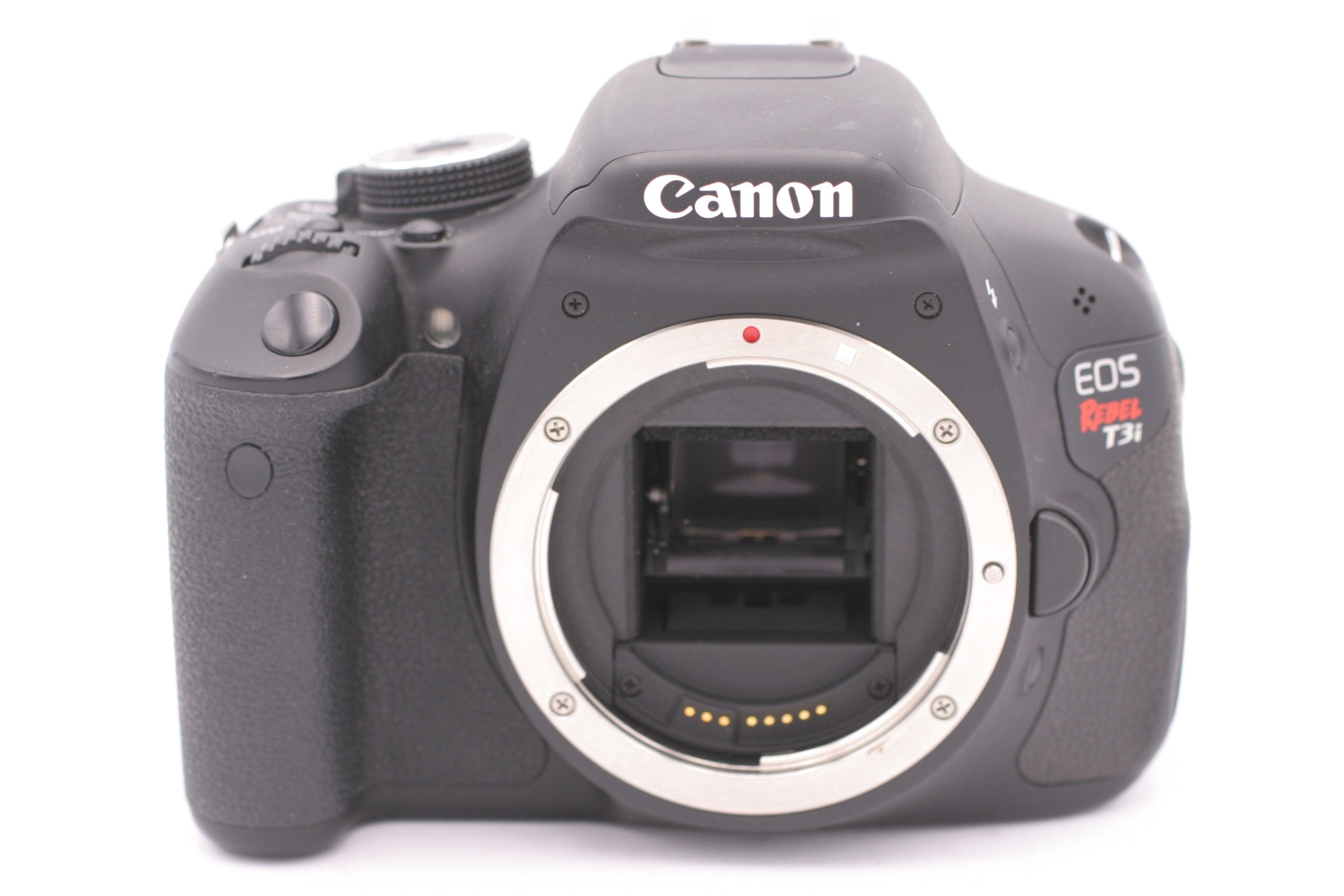 canon eos 600d eos rebel t3i 18 0mp digital slr camera shutter rh ebay com canon 600d user manual free download canon eos 600d manual greek