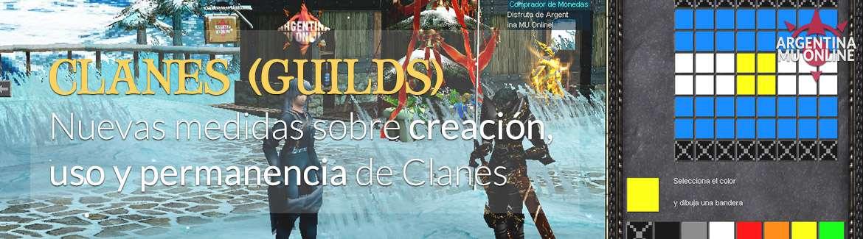 Imagen de la noticia Nuevas medidas sobre creacion, uso y permanencia de Clanes