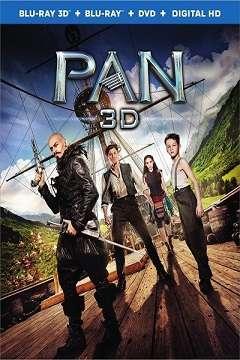 Pan - 2015 3D BluRay 1080p Half-SBS DuaL MKV indir