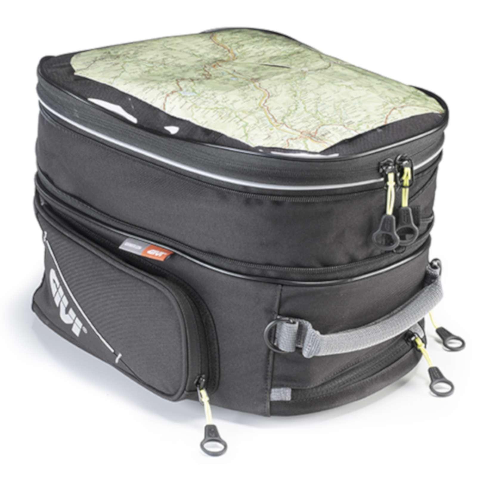 714deee6fe7 Givi EA117 Tanklock Motorcycle Motorbike Tank Bag Inc Rain Cover - 26 Litre