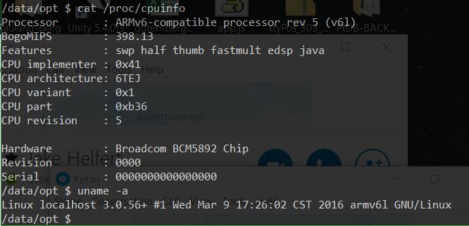Building Qt for ARMv6l | Qt Forum