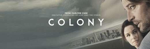 Colony - Sezon 2 - 720p HDTV - Türkçe Altyazılı