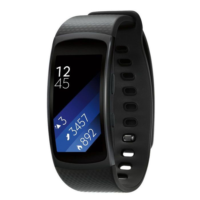 6d28868d5c4 Samsung Gear Fit2 Fitness Smartwatch.