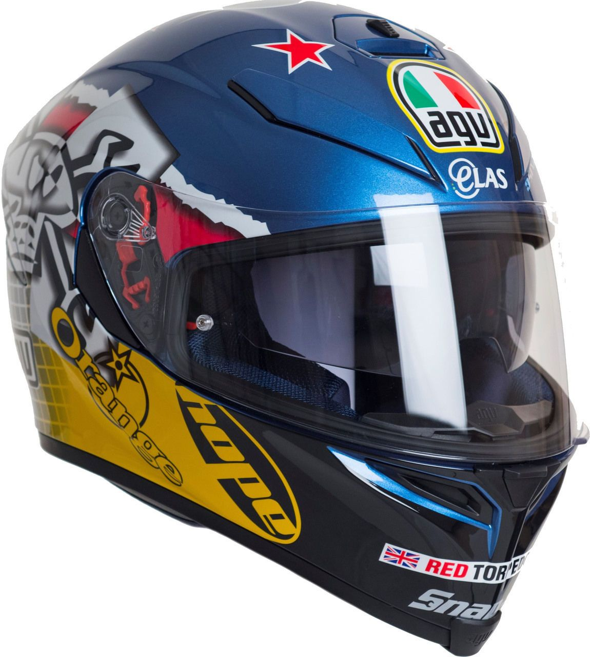 Detalles De Agv K5 S Tipo Martin 3 Algunos Full Face Carrera Rep Iom Isla De Man Casco De Motocicleta Ver Titulo Original