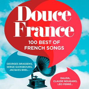 Douce France 100 Best of French Songs - 2016 Mp3 indir