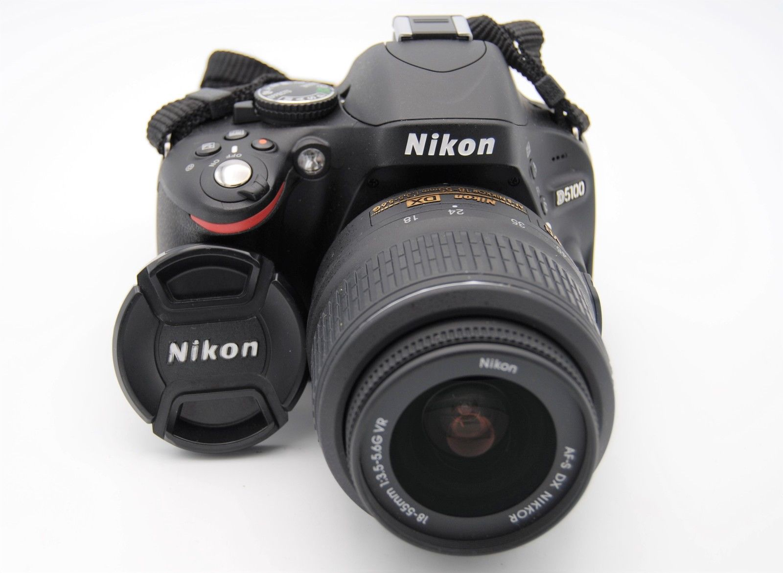 Reflex Camera Nikon D5100 Kit: review, features, reviews 63