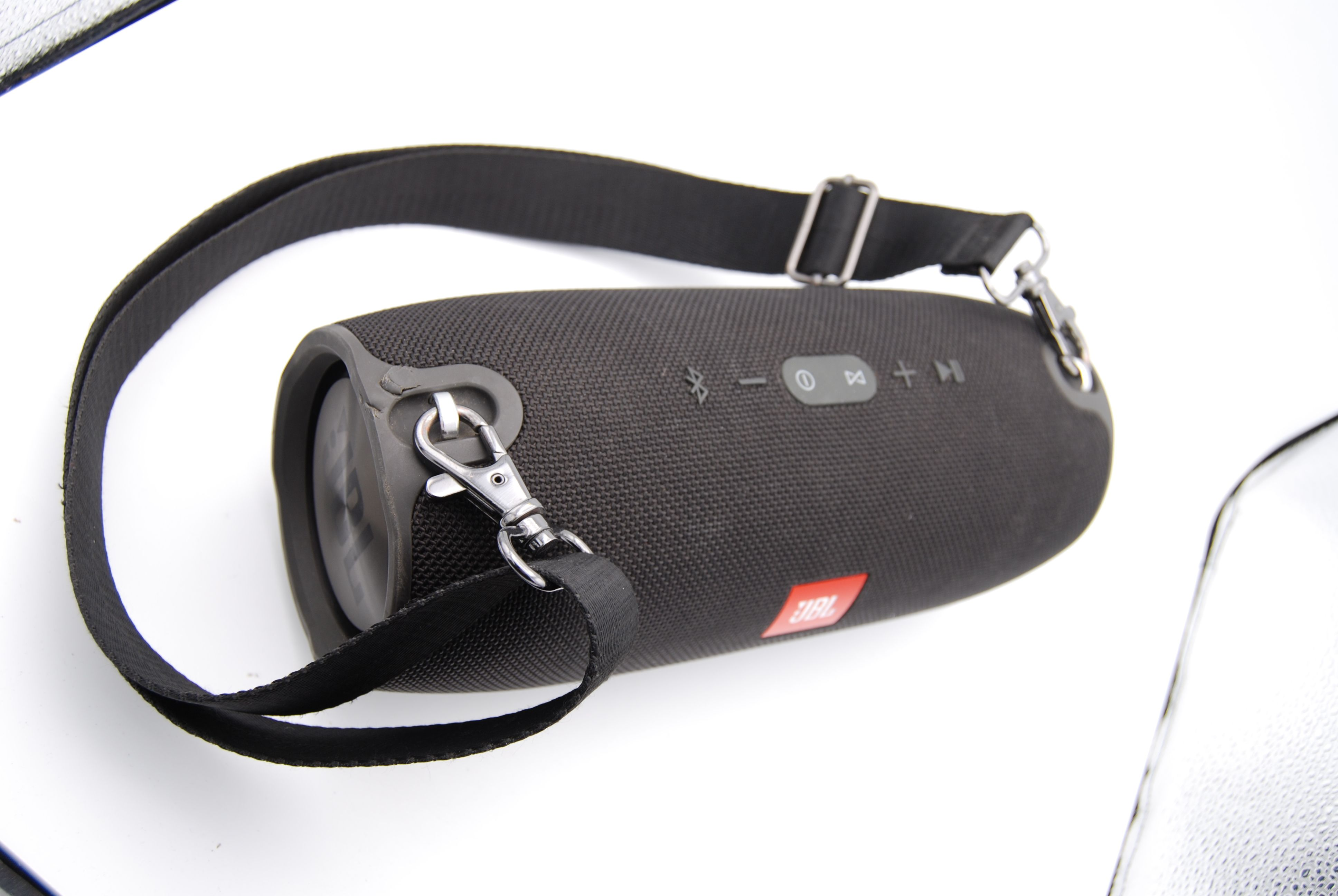 Jbl Xtreme Portable Splashproof Wireless Bluetooth Speaker Black Ebay