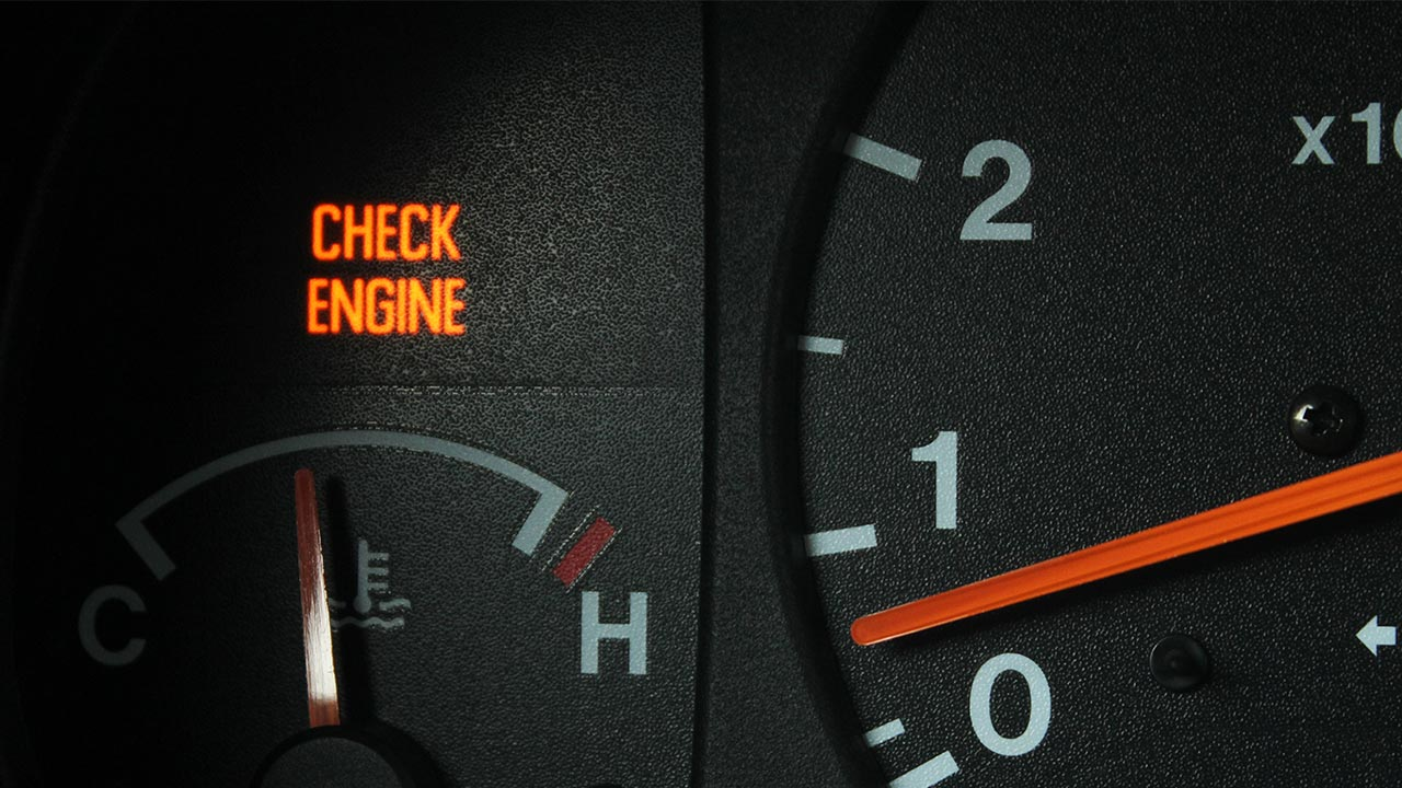 The Check Engine Light Is The Most Mysterious Of All Of The Dashboard Lights,  As Well As The Most Menacing. Itu0027s One Thing When Your Tire Pressure ...