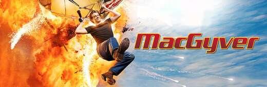 MacGyver - Sezon 1 - 720p HDTV - Türkçe Altyazılı