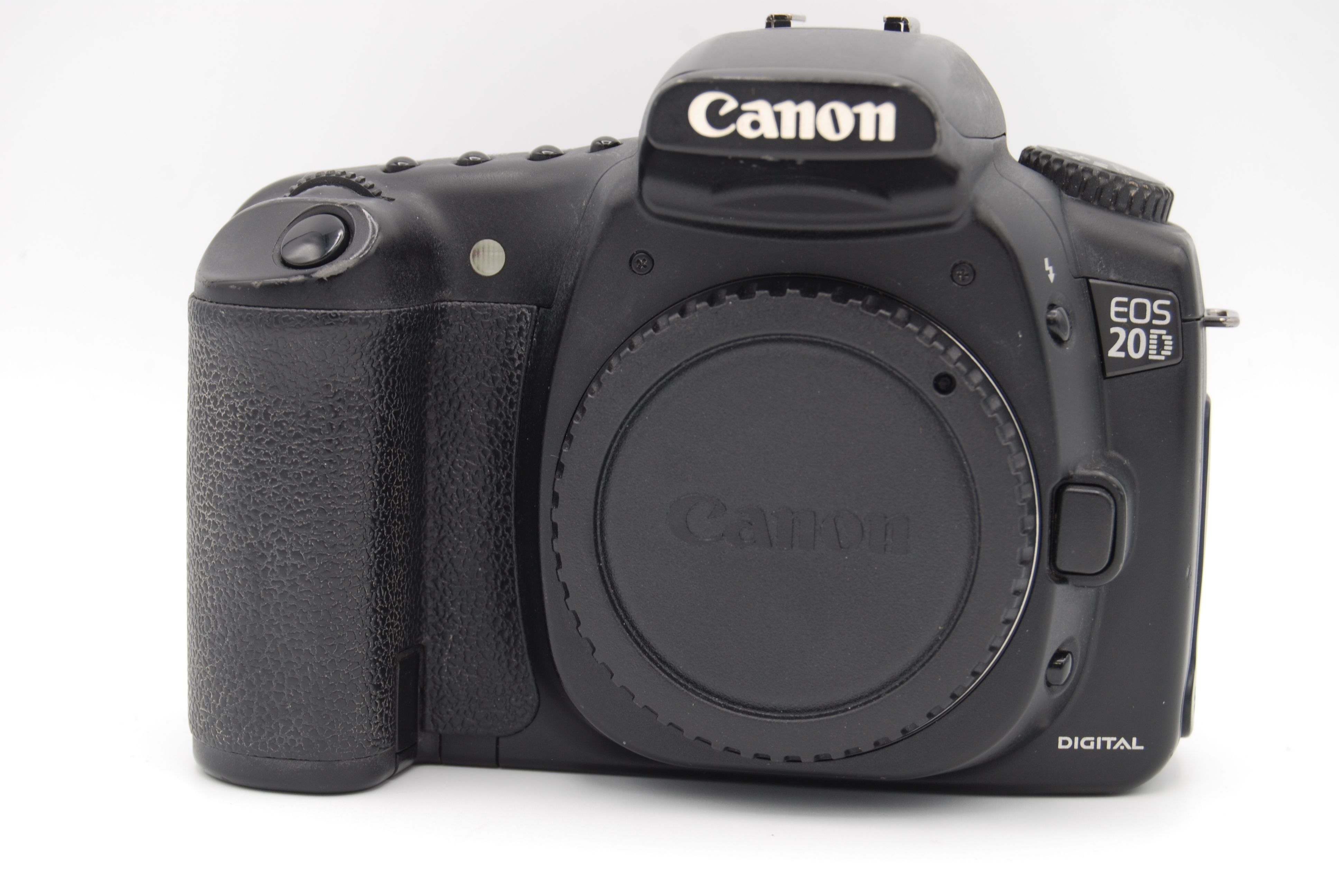 CANON 20D 8.2MP 1.8''SCREEN DIGITAL CAMERA WITH BATTERY